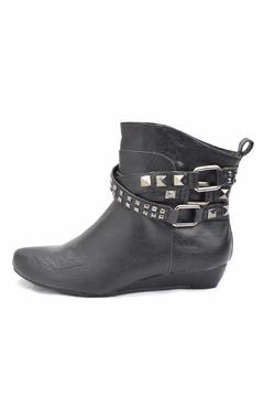 Gomax Studded Vegan Leather Bootie - Product List Image