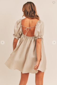 Mable Gone With The Wind Babydoll - Product List Image
