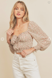 dress forum Gone With The Wind Blouse - Side cropped