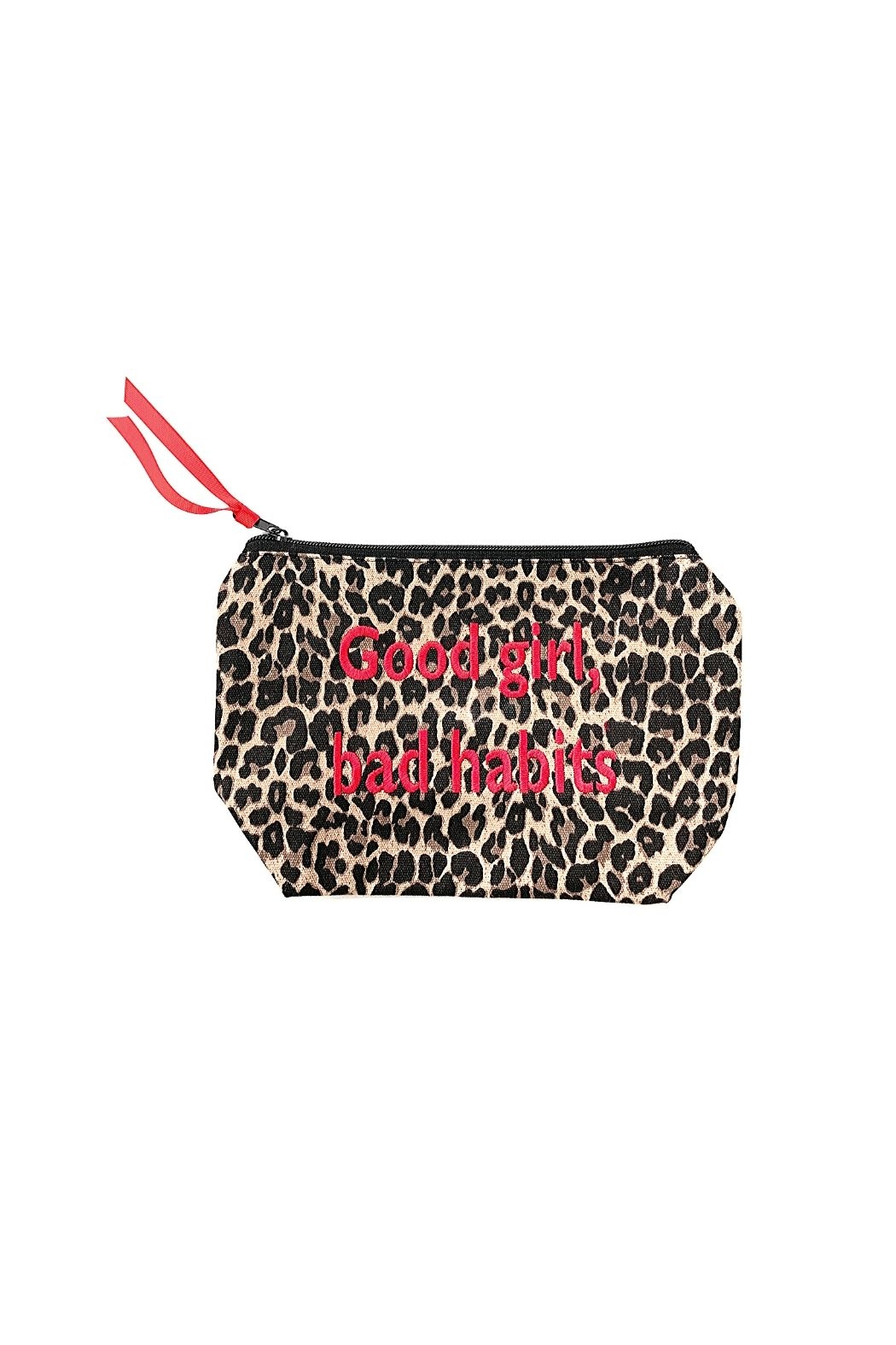 Dani Risi Good girl, bad habits pouch - Front Cropped Image
