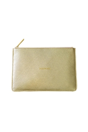 Katie Loxton Good Gold Pouch - Product Mini Image