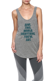 GoodhYOUman Everything Tank - Product Mini Image