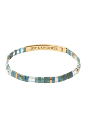 Scout CURATED WEARS GOOD KARMA MIUKI BRACELET - Front full body