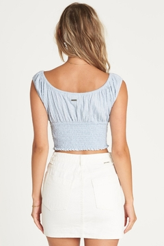 Billabong Good Life Denim Skirt - Alternate List Image