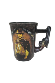 Mid-South Products Good the Bad and the Ugly Pistol Mugs - Product Mini Image