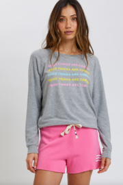 Sol Angeles GOOD THINGS PULLOVER - Product Mini Image