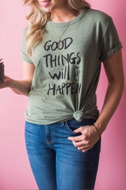 J.Ella Good Things Tee - Product Mini Image