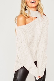 Peach Love California Good Times sweater - Front cropped