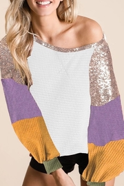 Bibi Good Times Top - Front cropped