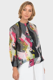 Joseph Ribkoff Good Vibes Jacket - Product Mini Image