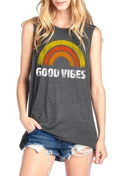Zutter Good Vibes Tank - Product List Image