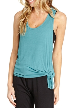 good hYouman Dallas Ribbed Tank Top - Product List Image