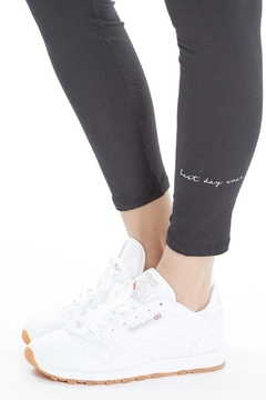 good hYouman Black Logan Legging - Alternate List Image