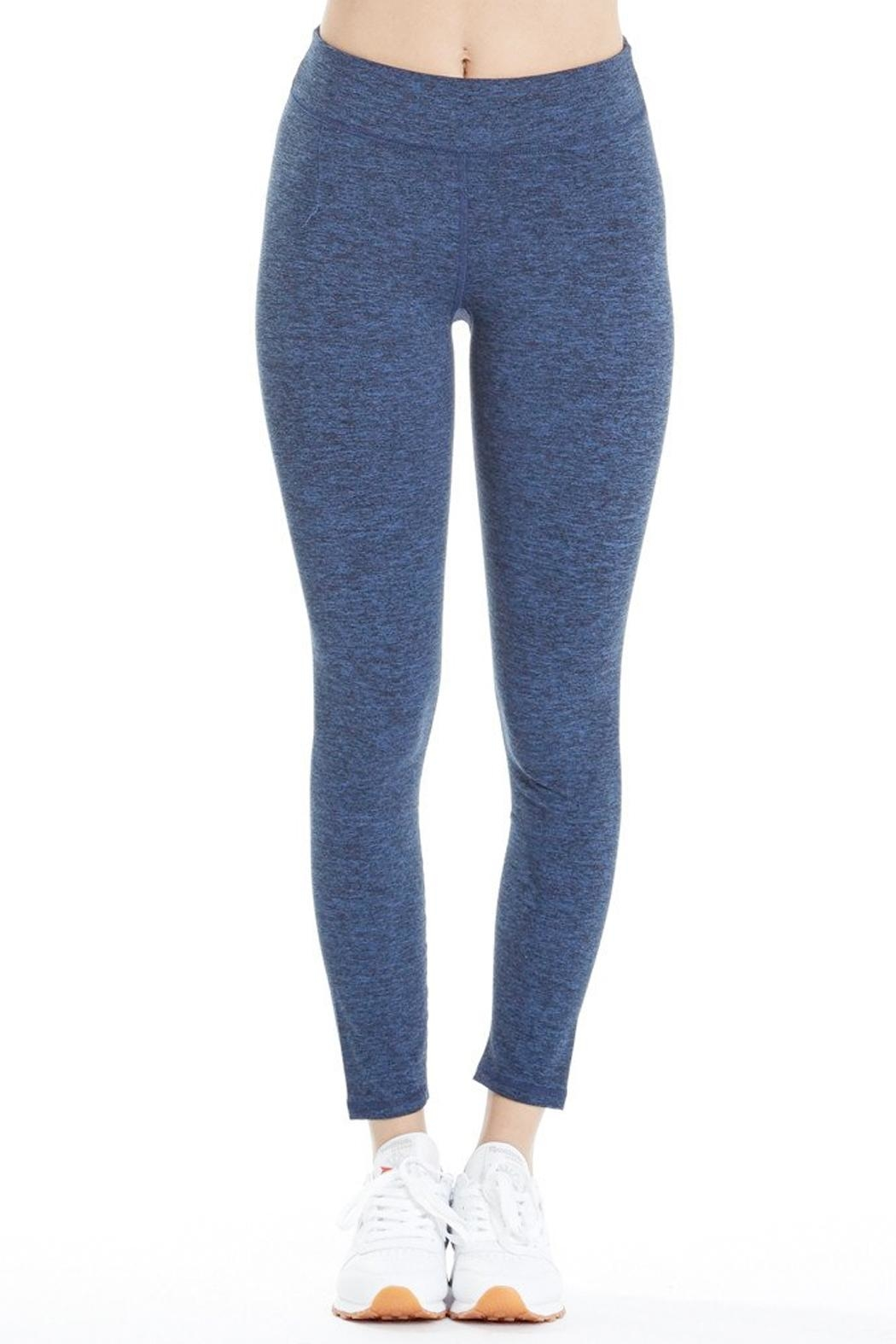 GoodhYOUman Blue Logan Legging - Main Image