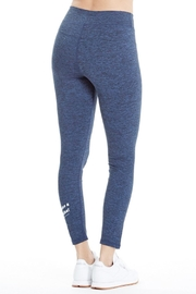 good hYouman Blue Logan Legging - Front full body