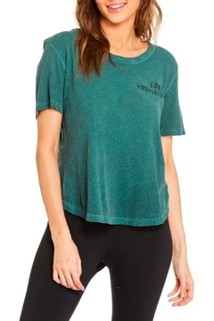 Good hYouman Petal Back Tee - Product List Image