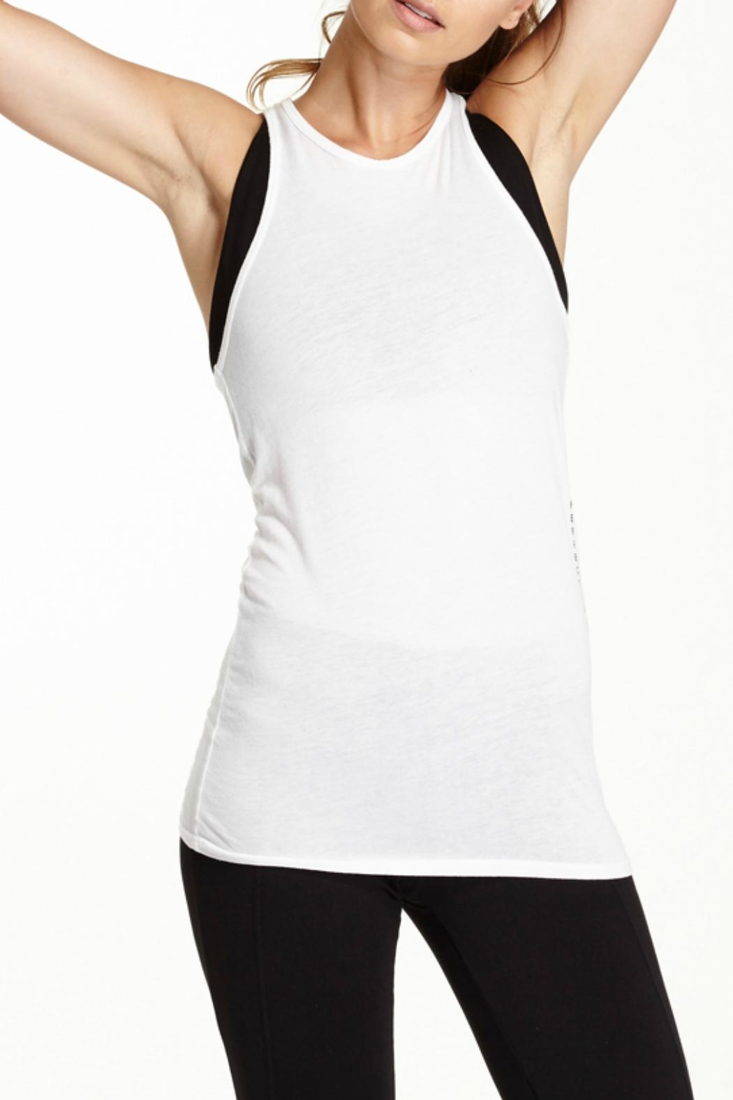 GoodhYOUman Shaina Perfection Tank - Front Cropped Image