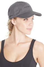 GoodhYOUman Dad Baseball Cap - Front full body