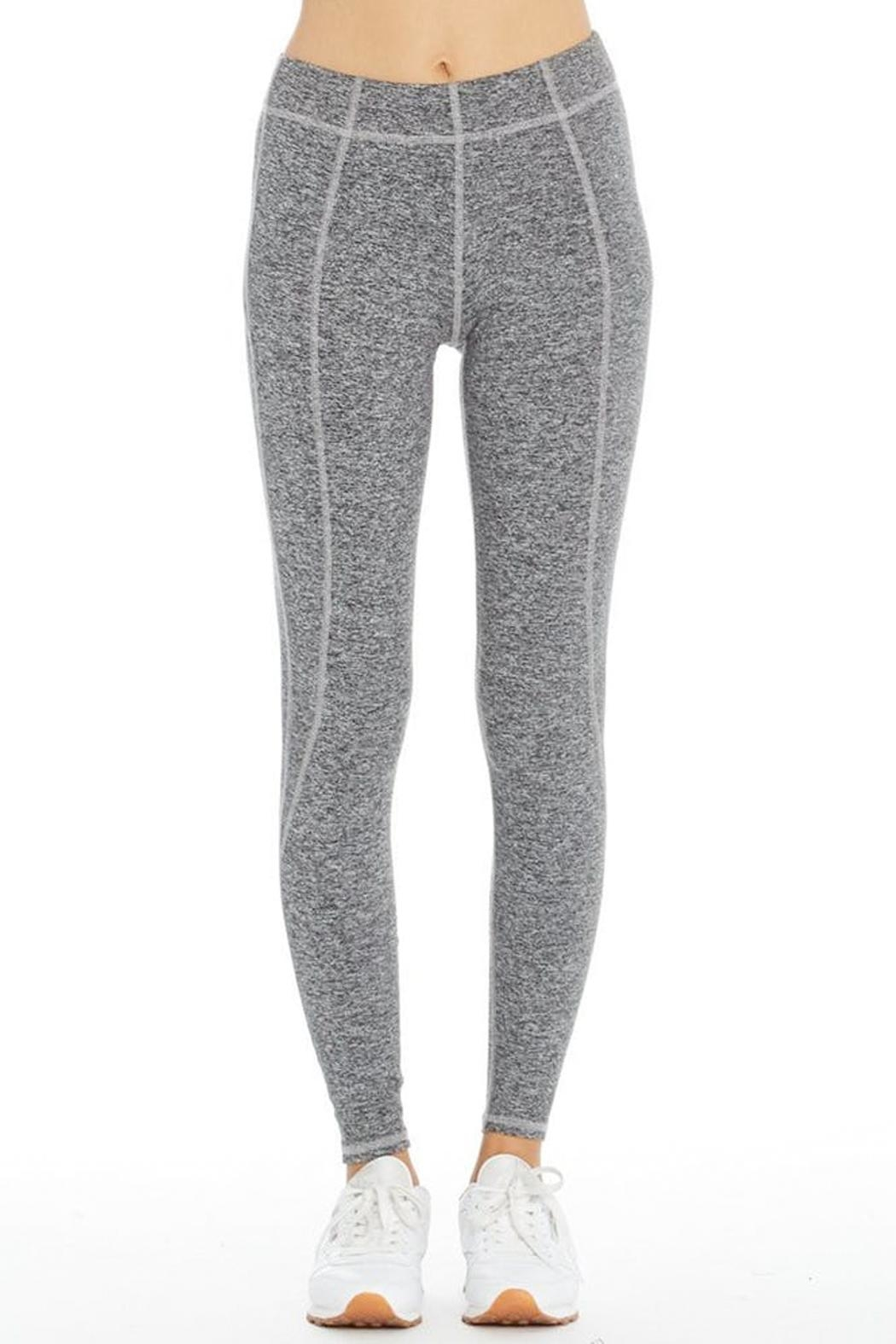 good hYouman The Luna Leggings - Front Cropped Image