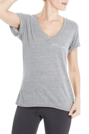 good hYouman Aiden V-Neck Tee - Front cropped