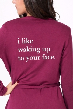 Shoptiques Product: Your Face Robe