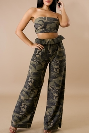 Good Time Camo 2-Piece Set - Front cropped
