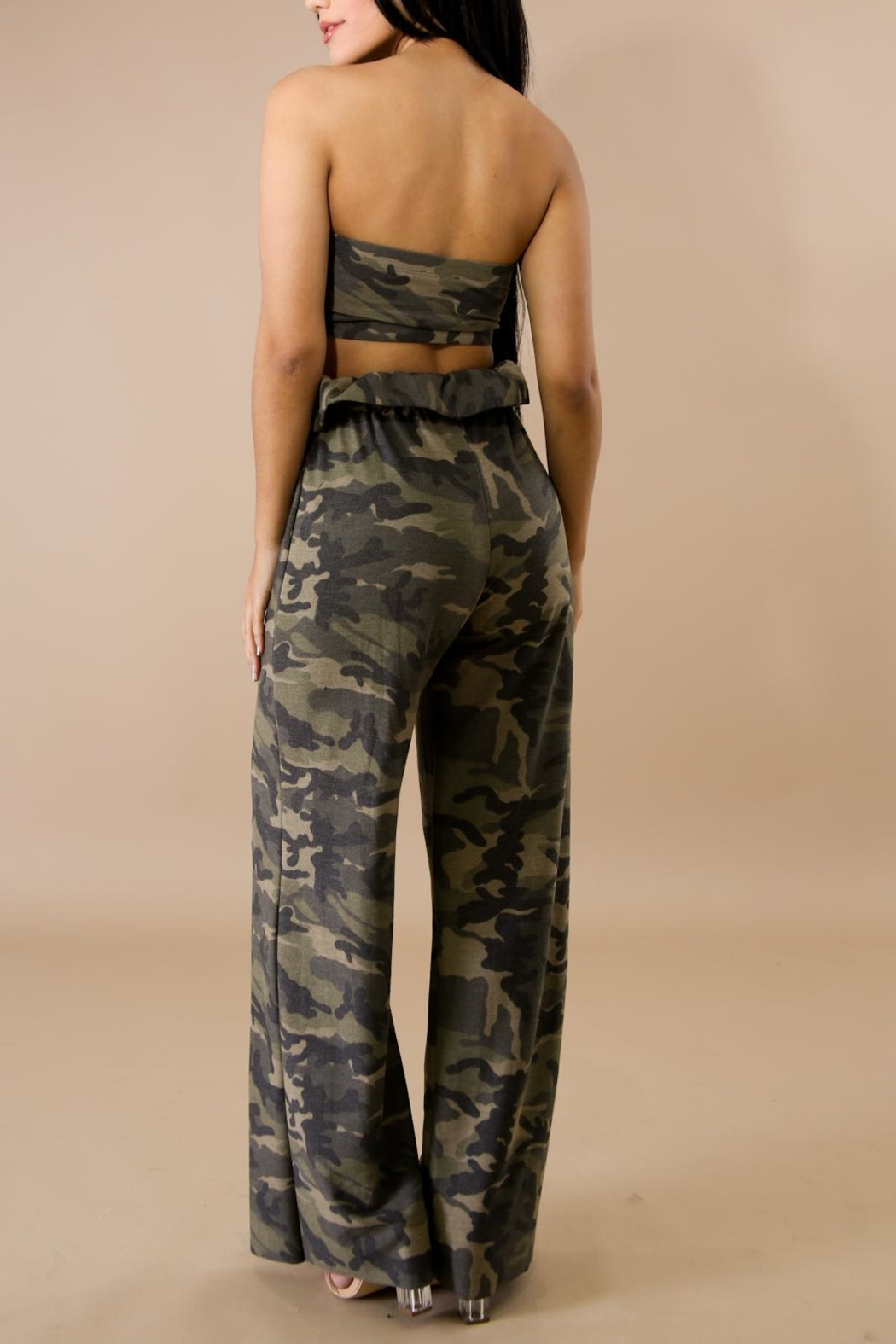 Good Time Camo 2-Piece Set - Front Full Image