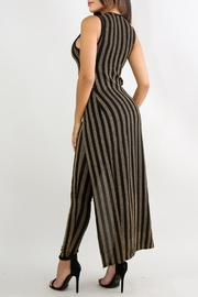 Good Time Stripe Knit Sets - Front full body