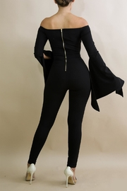 Good Time Techno Crepe Jumpsuits - Front full body