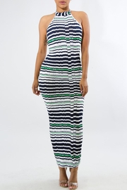 Good Time Zag Maxi Dress - Product Mini Image