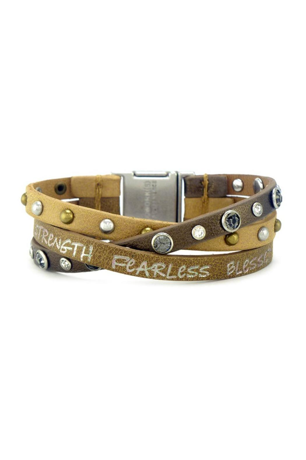 GOOD WORKS Clarity Trio Bracelet - Front Cropped Image