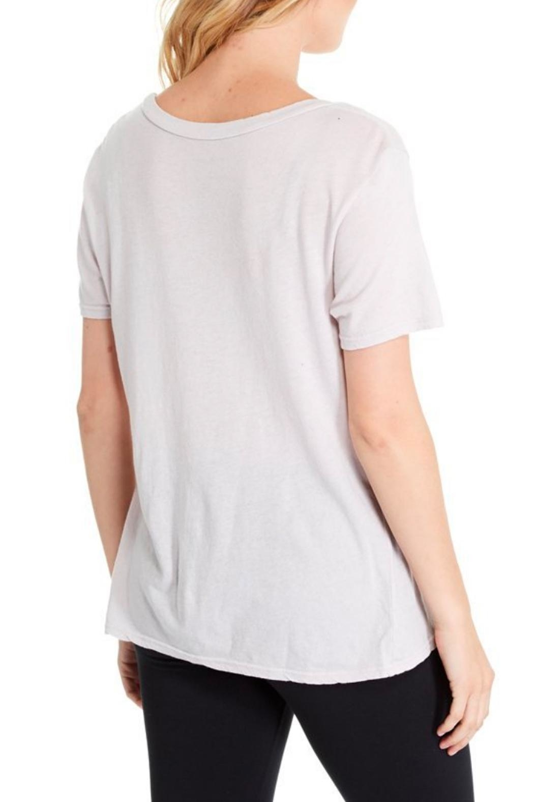 GoodhYOUman Aiden V-Neck Tee - Side Cropped Image
