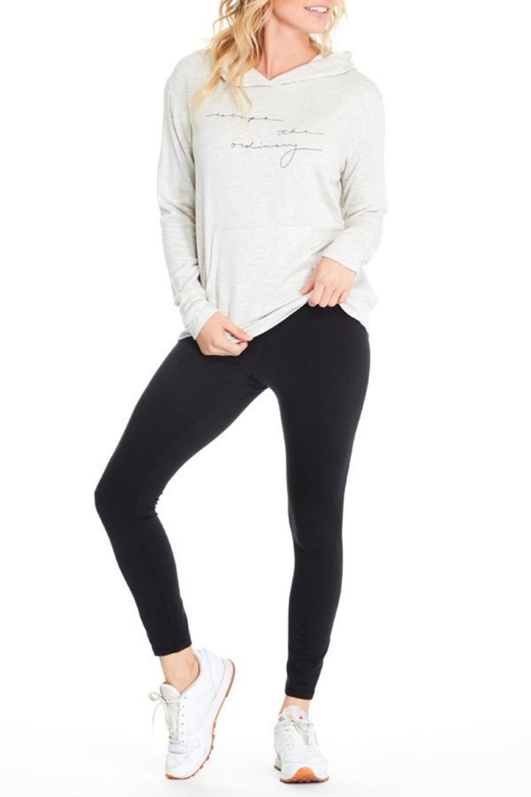 GoodhYOUman Taylor Lounge Hoodie - Front Full Image