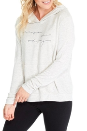 GoodhYOUman Taylor Lounge Hoodie - Front cropped