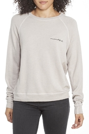 GoodhYOUman Smith Embroidered Pullover - Product Mini Image