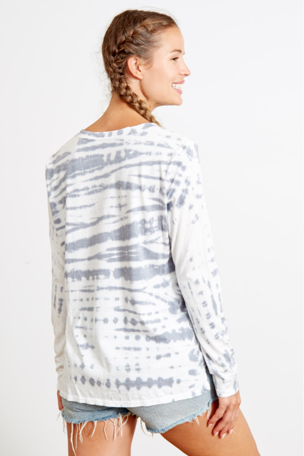 GoodhYOUman Suzanne Top - Back Cropped Image