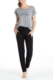 GoodhYOUman Thankful Jogger - Front cropped