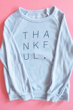 Shoptiques Product: Thankful Pullover