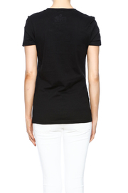 Goodie Two Sleeves Kitty Tee - Back cropped