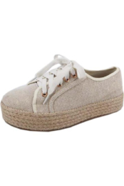 Bamboo Goodies-05 Espadrille Sneaker - Front cropped