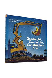Chronicle Books Goodnight, Goodnight, Construction Site - Product Mini Image