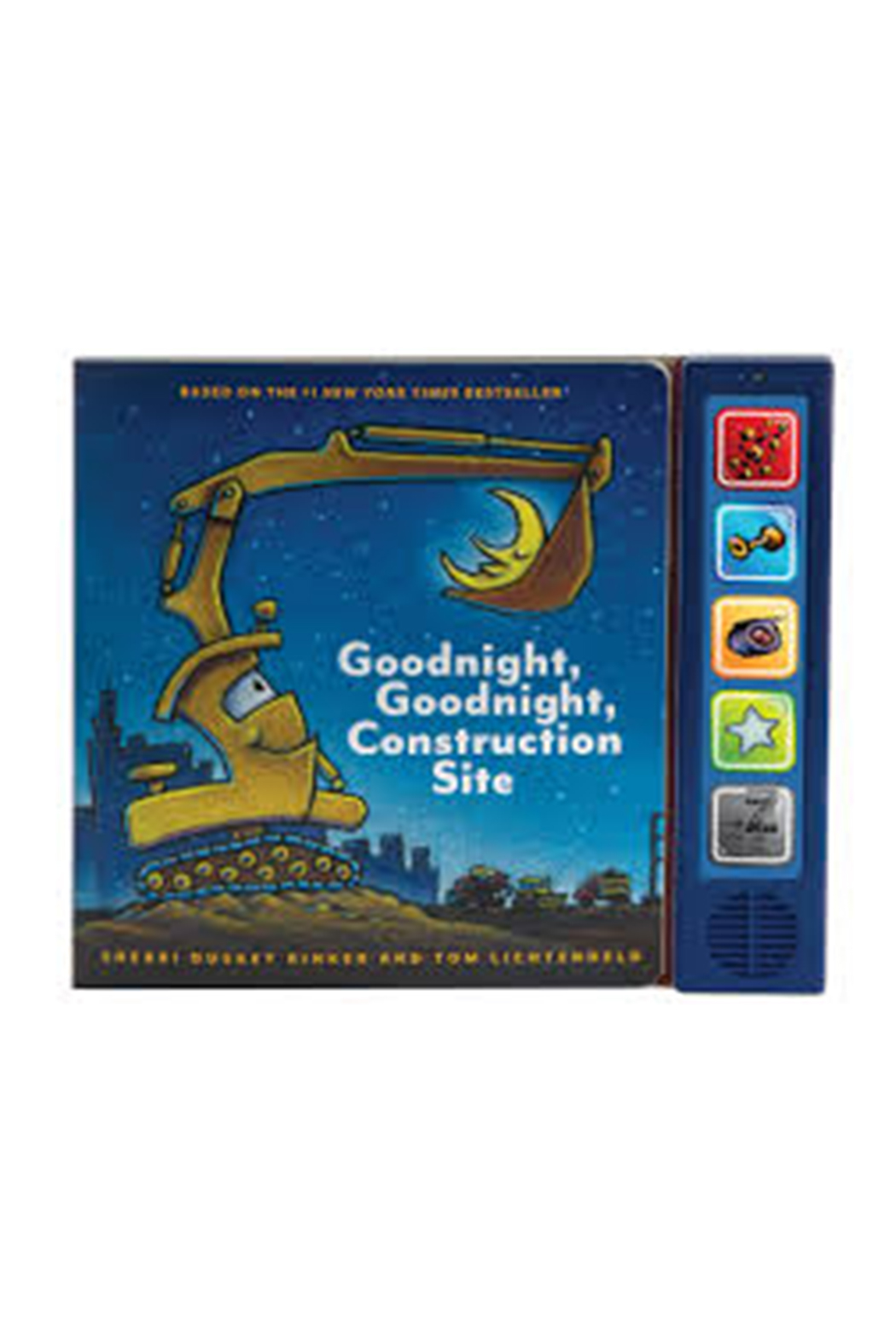 Chronicle Books Goodnight, Goodnight, Construction Site - Main Image
