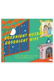 Simon & Schuster Goodnight Husband Book - Product Mini Image