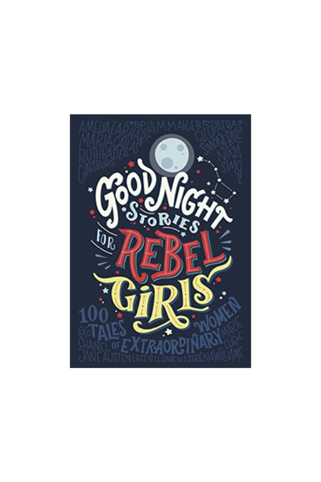 Penguin Books Goodnight Stories For Rebel Girls - Front Cropped Image