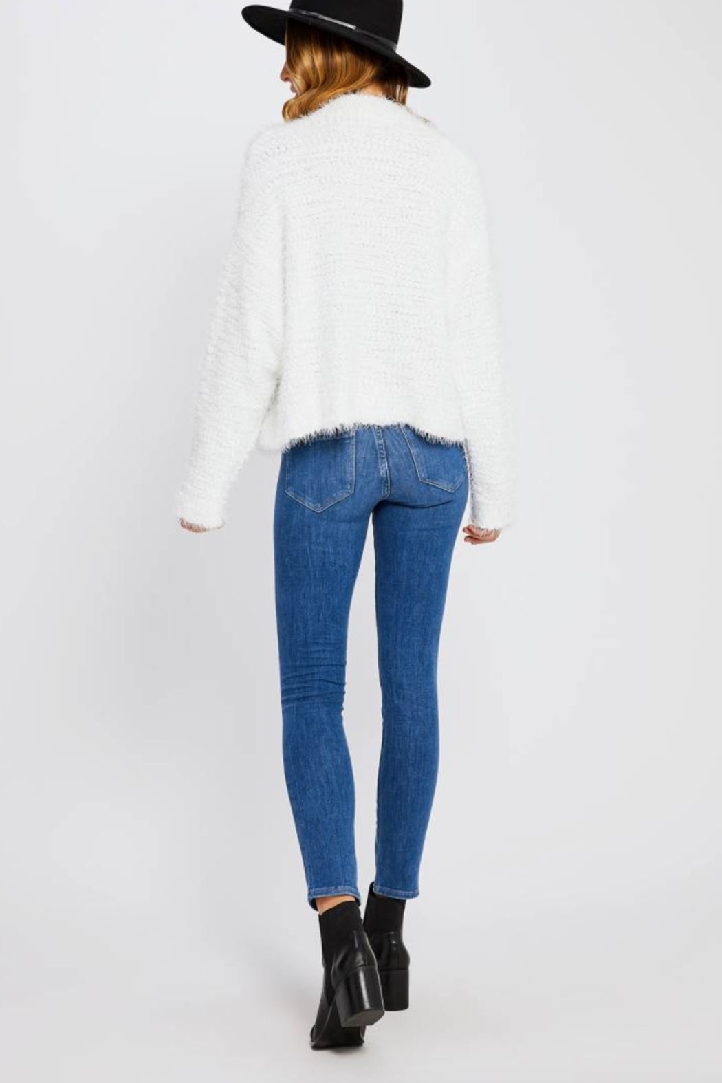 Gentle Fawn Goodwin Sweater Cardigan - Front Full Image