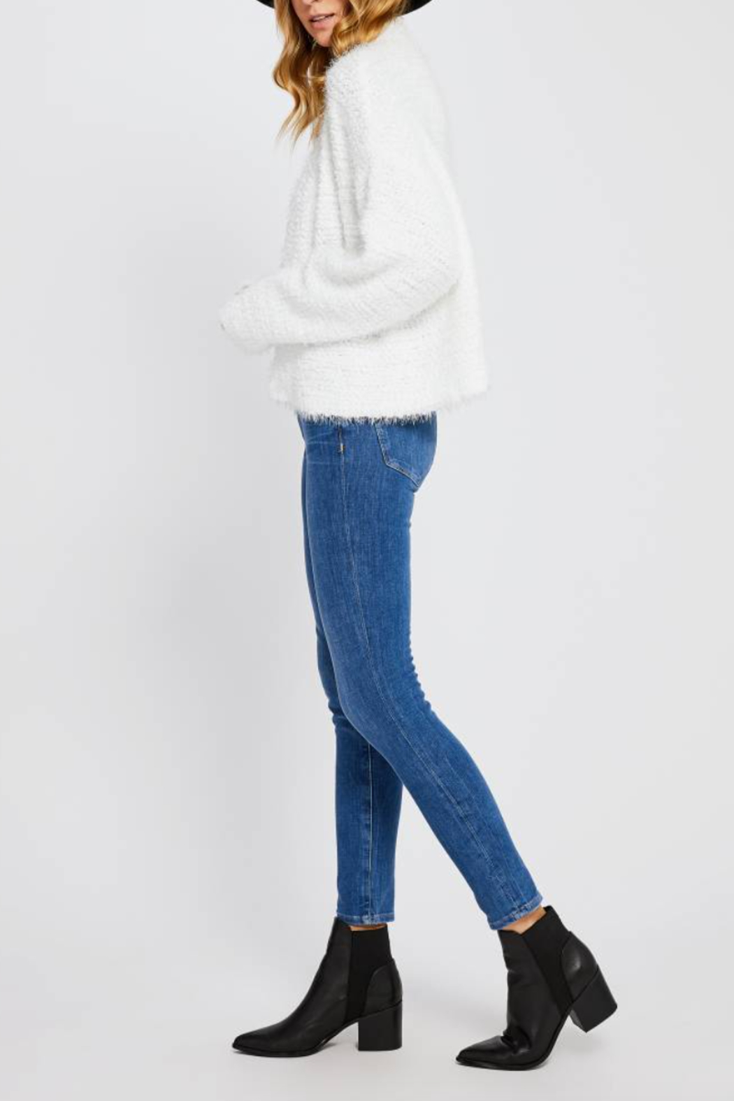 Gentle Fawn Goodwin Sweater Cardigan - Side Cropped Image