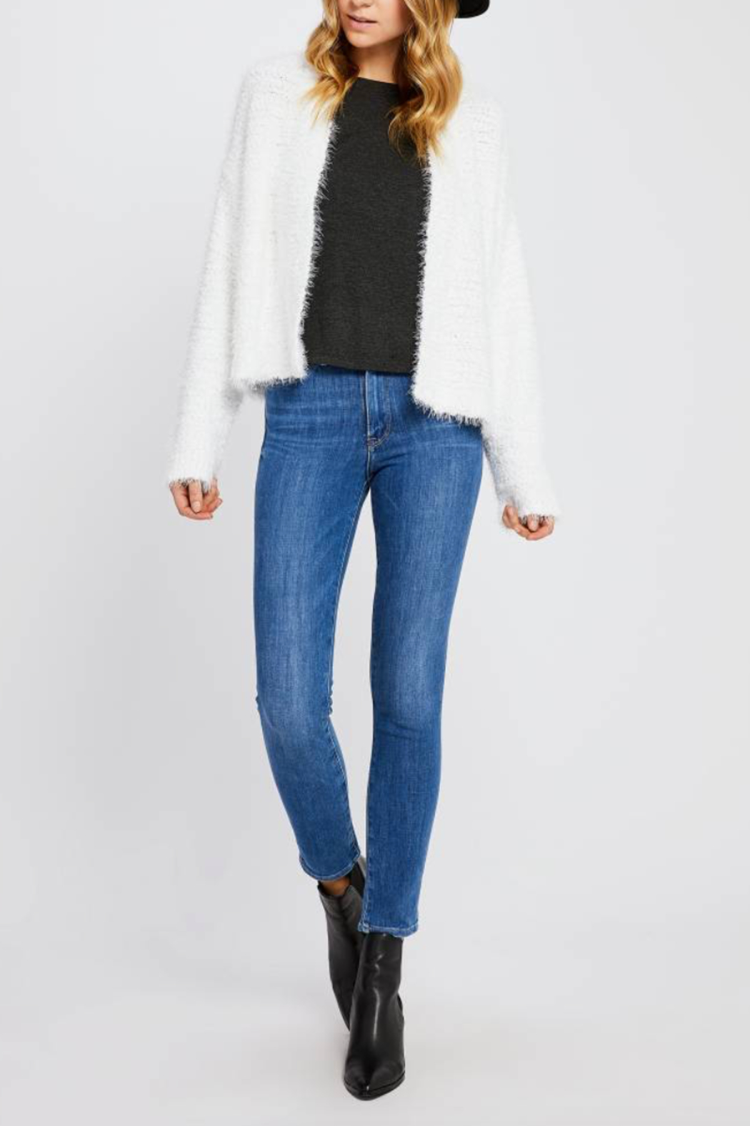 Gentle Fawn Goodwin Sweater Cardigan - Front Cropped Image