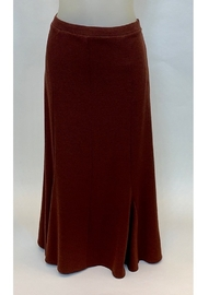 Dominique GORE KNIT SKIRT - Front cropped