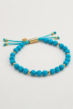 Shoptiques Product: Beaded Power Gemstone Bracelet
