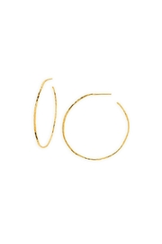 Gorjana Harbour Hoops - Front cropped